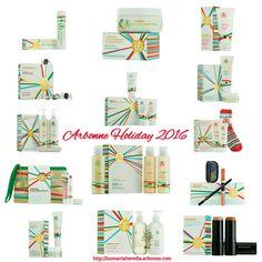 Arbonne Holiday 2016. Shop online at http://luzmariaheredia.arbonne.com