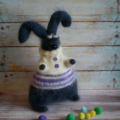 Amigurumi Toy Knitted Animal Crochet Doll Bunny Soft Doll Toy