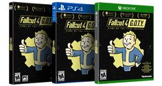 Bethesda announced Fallout 4: Game of the Year Edition