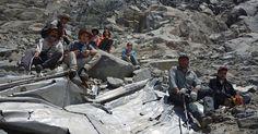 Alpinistas chilenos encontram avião perdido nos Andes há 54 anos