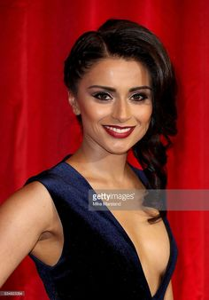 Bhavna Limbachia attends the British Soap Awards 2016 at Hackney Empire on May 28, 2016 in London, England.