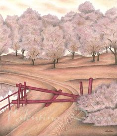 Lakeside pencil drawing $99 - $149 size preference click website