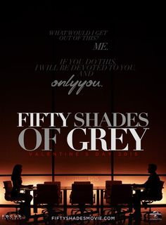 What would I get out of this? #FiftyShades