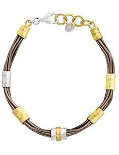 Silpada Sterling Genuine Leather Bracelet. ** You can find out more details at the link of the image. (This is an affiliate link)