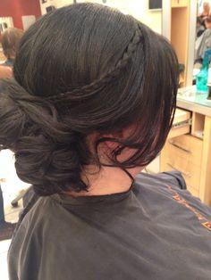Up-do Dreadlocks, Hair Styles, Beauty, Beleza, Dreads, Hair Makeup, Hair Looks, Haircut Styles, Hair Cuts