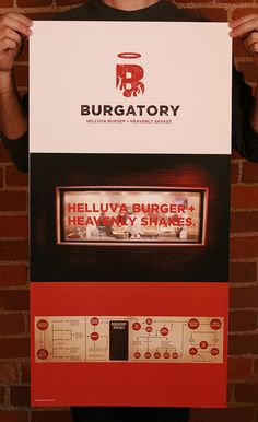 Wall-to-Wall Studios: Burgatory integrated campaign