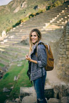 Gal Meets Glam Peru Itinerary - Machu Picchu