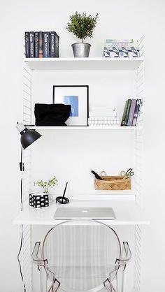 Zona de trabajo-escritorio-workspace