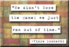 Vince Lombardi Quote Magnet no245 by chicalookate on Etsy, $4.00