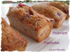 Financiers aux framboises (3)