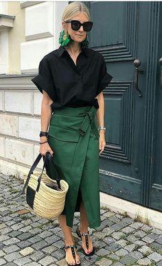 Fashion Moda, 70s Fashion, Black Girl Fashion, Work Fashion, French Fashion, Modest Fashion, Korean Fashion, Fashion Looks, Fashion Outfits