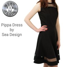 Pippa Dress by Sea Design Pippa Dress, Henri Lloyd, Uniform Dress, Helly Hansen, Sperrys, Sea, Lady, How To Wear, Dresses