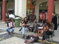 Κάτω τα χέρια από τους μουσικούς του δρόμου!