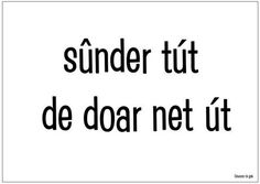 NL > Zonder kus niet van huis vertrekken ...