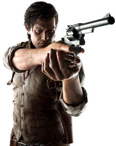 I never said the heroes on this list had to have superpowers, did I? This character is from the video game The Evil Within, his name is Sebastian Castellanos, a detective with a rough past. The reason why I like this character is because of his mental stamina and staying calm in terrifying situations, while also saving anyone he can throughout the game.