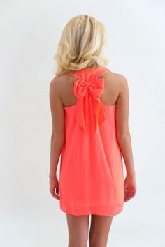 Match Me If You Can Dress-Hot Coral