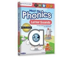 Preschool Prep Meet the Phonics Letter Sounds