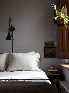 my scandinavian home: A fascinating, small studio where interests dictate