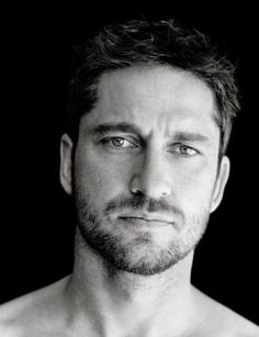 Gerard Butler would play Breandán MacKeet in Irish Sight (Irish Treasures Saga Book 3) with a bit of stubble to hide the scar on his lip, black hair and gray eyes.