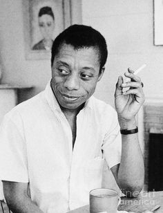 James Baldwin - Novelist, essayist, playwright, poet, and social critic. Thing 1, Soul On Fire, Writers And Poets, African American History, Black Power, History Facts, Civil Rights, Black Is Beautiful, Black History