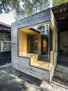 Image 59 of 106 from gallery of The Aga Khan Award for Architecture Announces 2016 Shortlist. Micro Yuan'er, Beijing, China, ZAO/standardarchitecture / Zhang Ke. Image Courtesy of The Aga Khan Award for Architecture