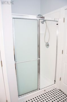 How To Paint Over A Fibergl Shower Surround House And Tubs
