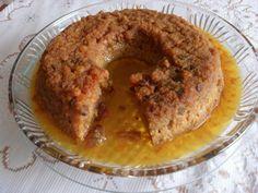 Cozinha de Perséfone | COZINHA SEM GLÚTEN Pudim de Pão de Fubá com Melado de Cana sem glúten e sem lactose #fglutenfree #semgluten #lacfree #semlactose #pudim #pudimdepão