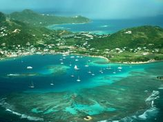 St. Vincent & Grenadines.  My Mom's home and I am yet to visit---what a shame--such a beautiful and picturesque place. Definitely on my bucket list.