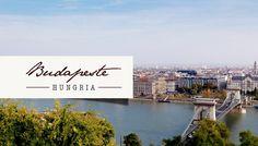 Dicas e roteiros de viagem para Budapeste, na Hungria