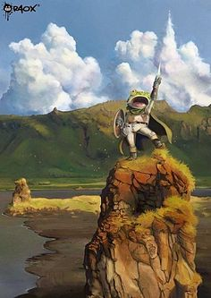 Frog on Chrono Trigger