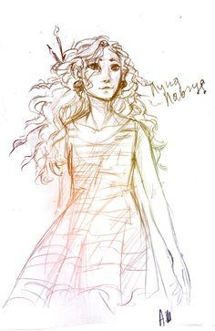 Luna Lovegood by drakonarinka.deviantart.com on @DeviantArt
