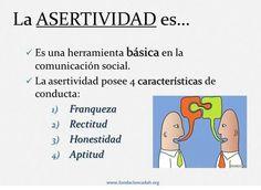 #Asertividad como herramienta de comuniación social