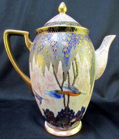 Carltonware teapot, I want this! I love teapots :)