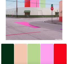 Trend council - SS19 Color Palettes