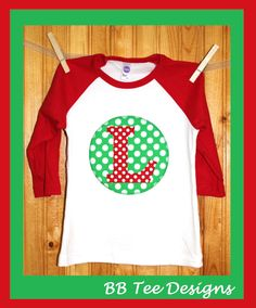 Custom Party Shop Youth Best Present Ever Christmas Raglan Shirt Red