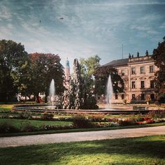 Botanischer Garten Erlangen | Schlossgarten ~ Erlangen, Bayern, Germany