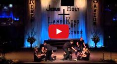 "A Stunning Performance of "" How He Loves All "" - Powerful! Easter Skit - Youth of Watersprings Church - Must Watch Video"