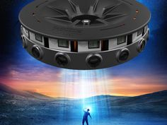 GoPro's Virtual Reality Camera Costs $15,000, Lands in Early November #camera #new #gadgets