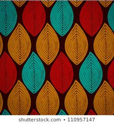 Decorative Bright Ethnic Seamless Pattern Seamless Stock Vector (Royalty Free) 110957147