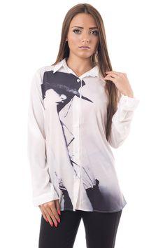 Дамска риза с апликация