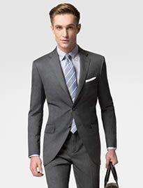 Hackett Mayfair Herringbone Suit