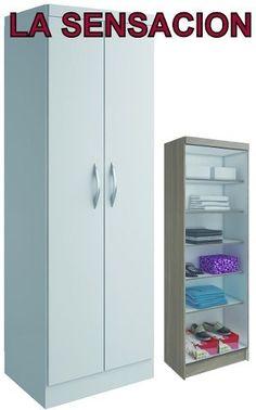 M s de 1000 ideas sobre armario ropero en pinterest for Donde venden puertas