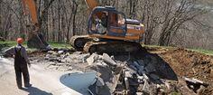 Pool Removal, Swimming Pool Demolition | Hometown Demolition Contractors