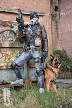 The Division cosplay costume by RBF-productions-NL (Cool Costumes Post Apocalyptic) The Division Cosplay, The Division Gear, Mad Max, Cool Costumes, Cosplay Costumes, Fallout, Logo Image, Post Apocalyptic Costume, Tom Clancy The Division