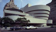 El Otro Guggenheim, el de toda la vida, en Nueva York por Frank Lloyd Wright