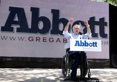 Abortion Barbie Wendy Davis Attacks Pro-Life Paraplegic Greg Abbott: He's 'Never Walked In My Shoes'