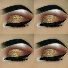 I Love Makeup, Eye Makeup, Hair Makeup, Attractive Eyes, Makeup Must Haves, Cake Face, Makeup Goals, Makeup Inspiration, Makeup Ideas