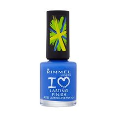 Rimmel I Love Lasting Finish Nail Polish, Loafer Love For You (17 RON)