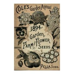 vintage_garden_annual_farm_flower_seeds_posters