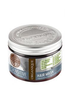 Organique - Maska do włosów cienkich i delikatnych